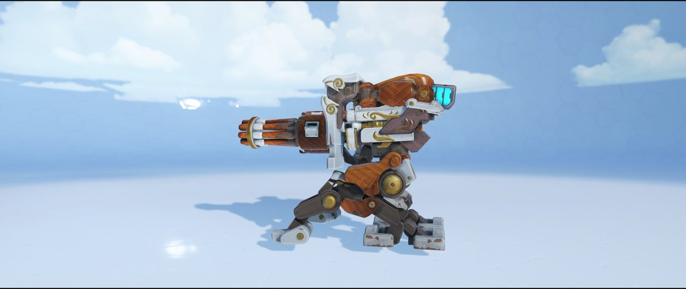 Woodbot sentry side legendary skin Bastion Overwatch.jpg