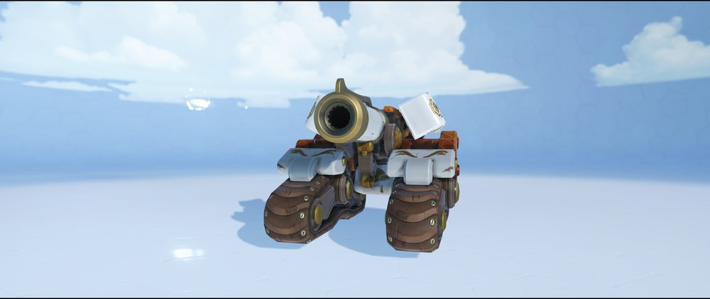 Woodbot tank front legendary skin Bastion Overwatch.jpg