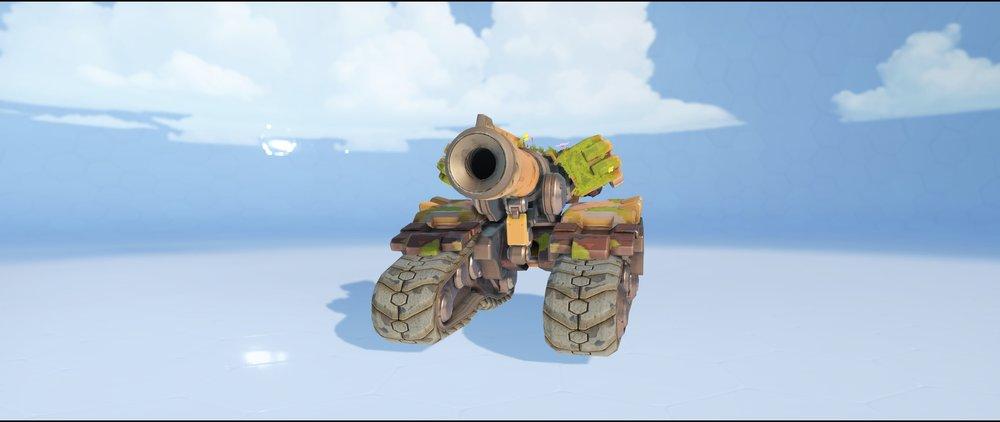 Overgrown tank front legendary skin Bastion Overwatch.jpg