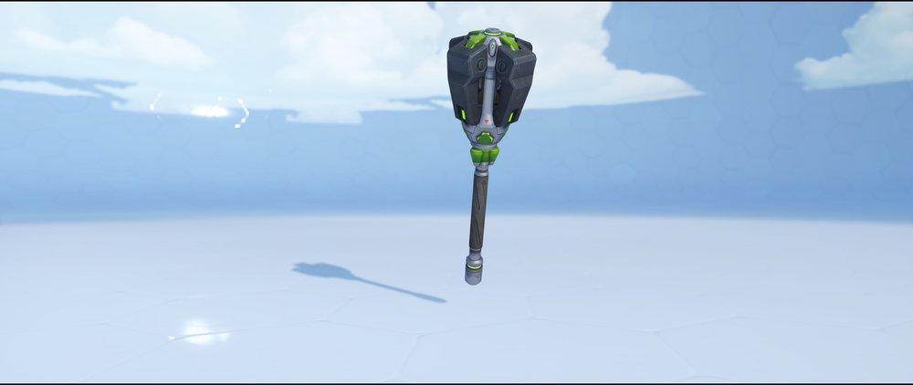 Gron weapon rare skin Brigitte Overwatch.jpg