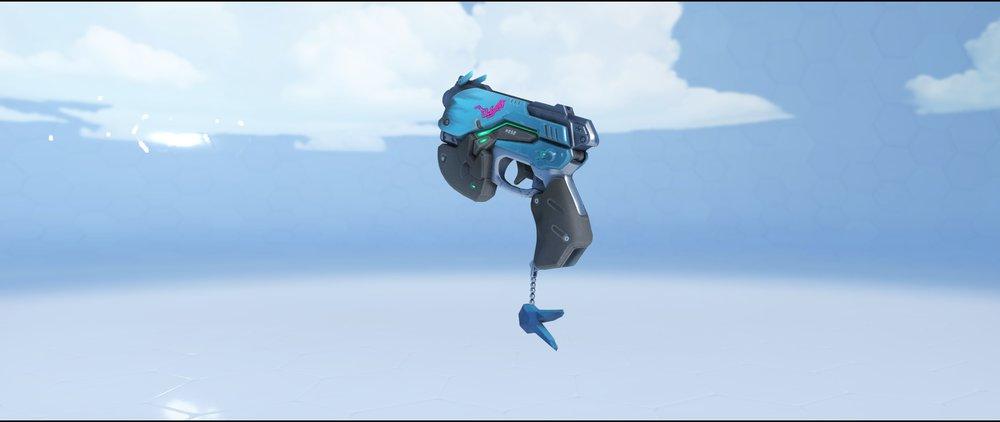 Blueberry pistol rare skin DVa Overwatch.jpg
