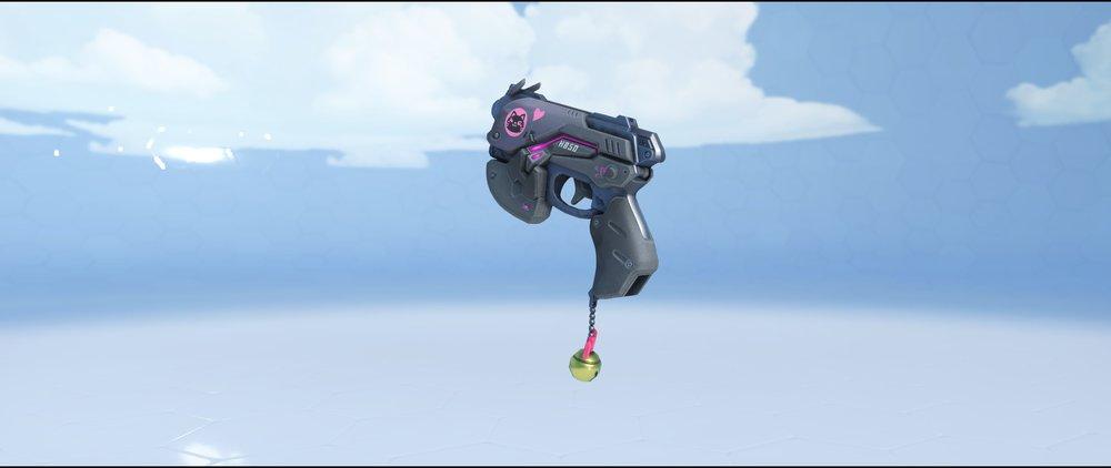 Black Cat pistol legendary skin DVa Overwatch.jpg