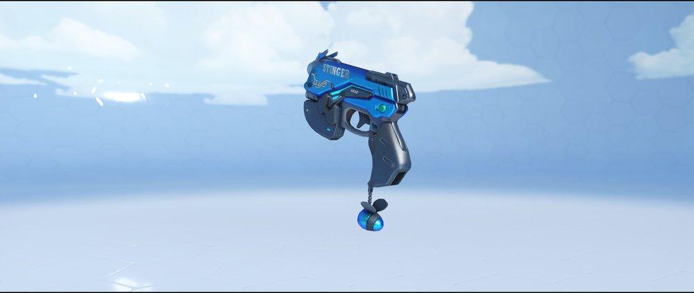 Junebug pistol legendary skin DVa Overwatch.jpg