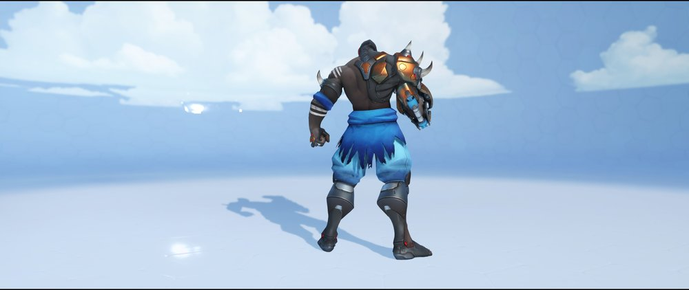Sunset back rare skin Doomfist Overwatch.jpg