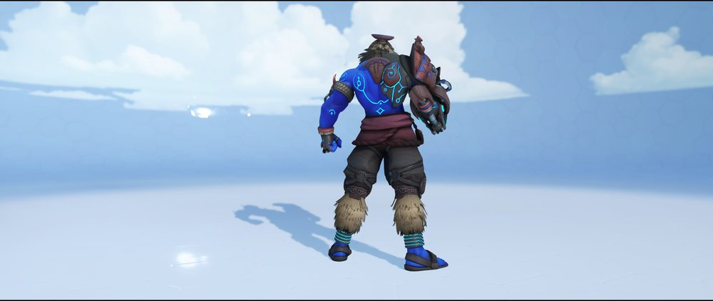 Spirit back legendary skin Doomfist Overwatch.jpg