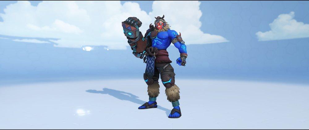 Spirit front legendary skin Doomfist Overwatch.jpg