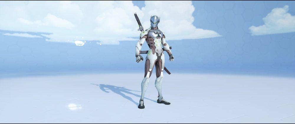 Classic front common skin Genji Overwatch.jpg