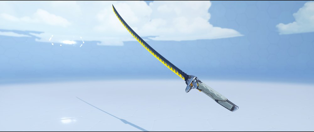Chrome katana epic skin Genji Overwatch.jpg