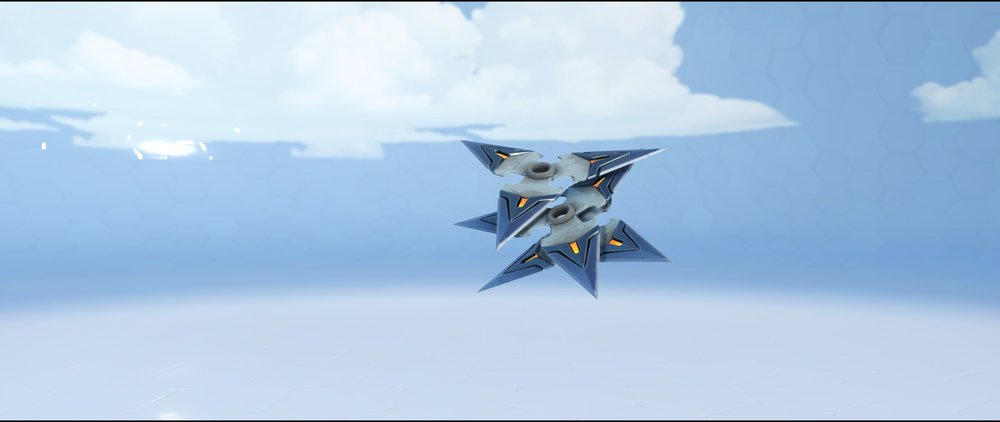 Chrome shurikens epic skin Genji Overwatch.jpg