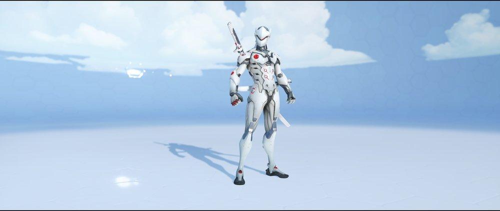 Nihon front epic Summer Games skin Genji Overwatch.jpg