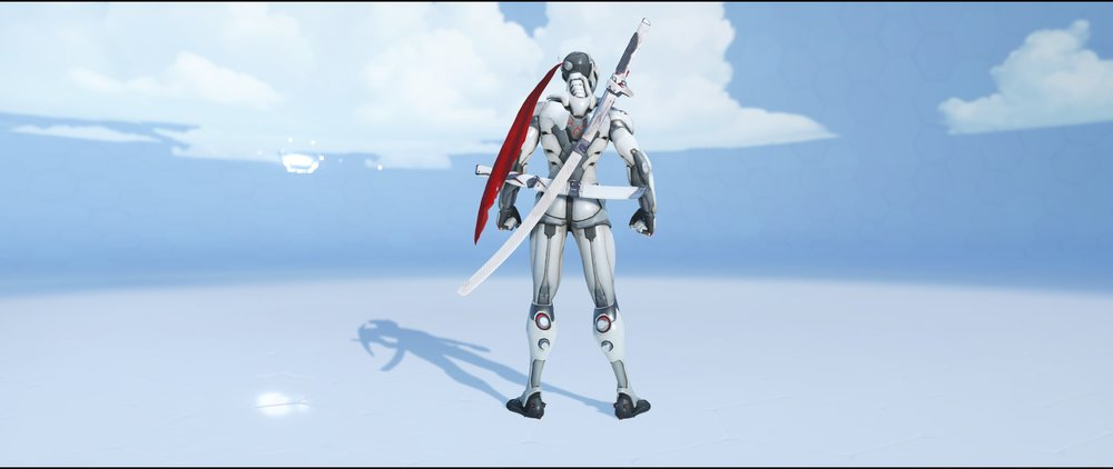 Nihon back epic Summer Games skin Genji Overwatch.jpg