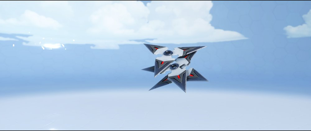 Nihon shurikens epic Summer Games skin Genji Overwatch.jpg