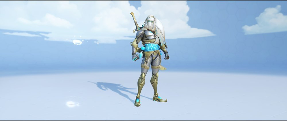 Nomad front legendary skin Genji Overwatch.jpg