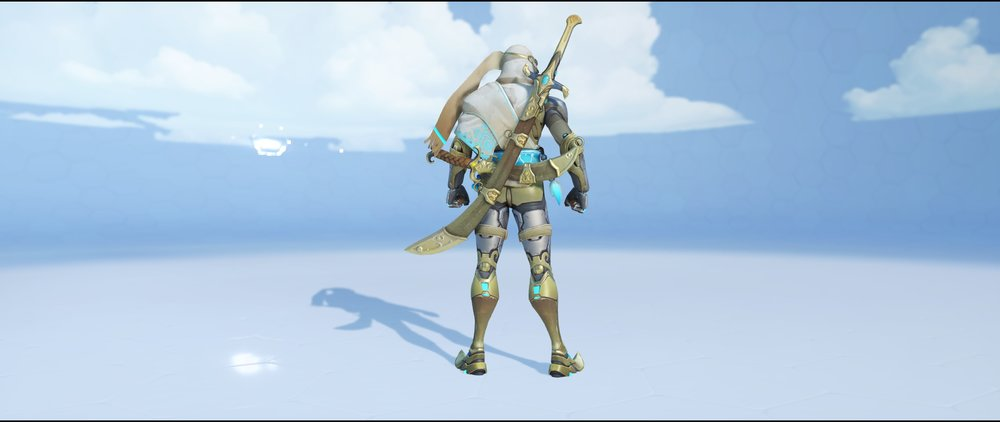 Nomad back legendary skin Genji Overwatch.jpg