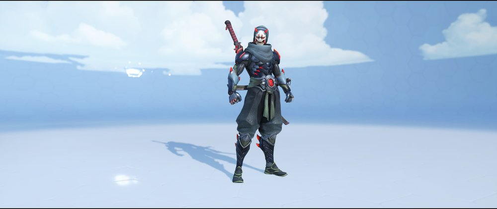 Oni front legendary skin Genji Overwatch.jpg