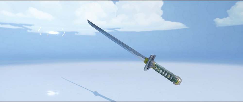 Sparrow katana legendary skin Genji Overwatch.jpg