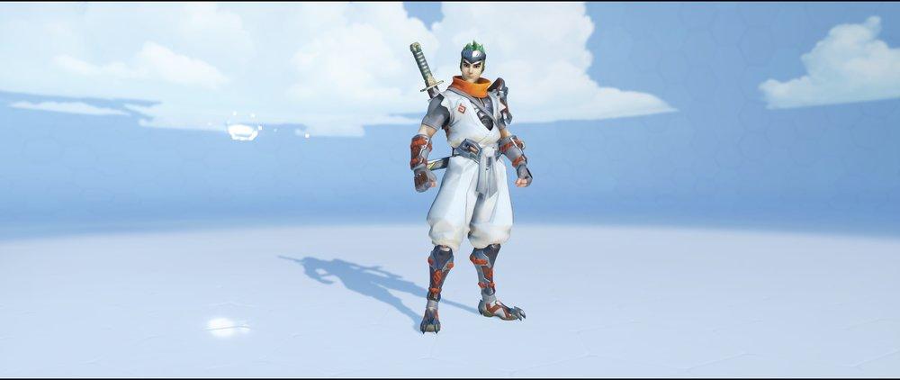 Young Genji front legendary skin Genji Overwatch.jpg