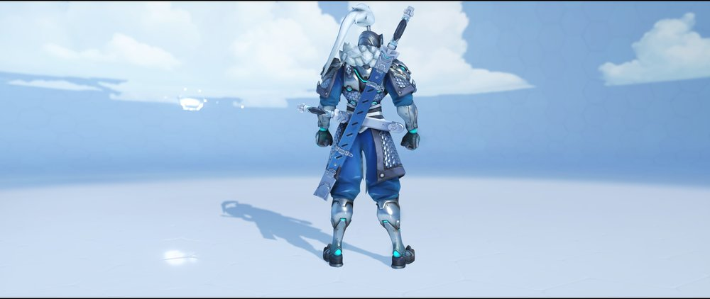 Baihu back legendary Lunar New Year skin Genji Overwatch.jpg