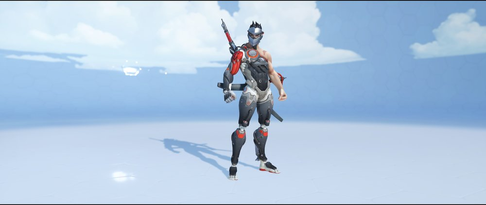 Blackwatch front legendary Archives skin Genji Overwatch.jpg