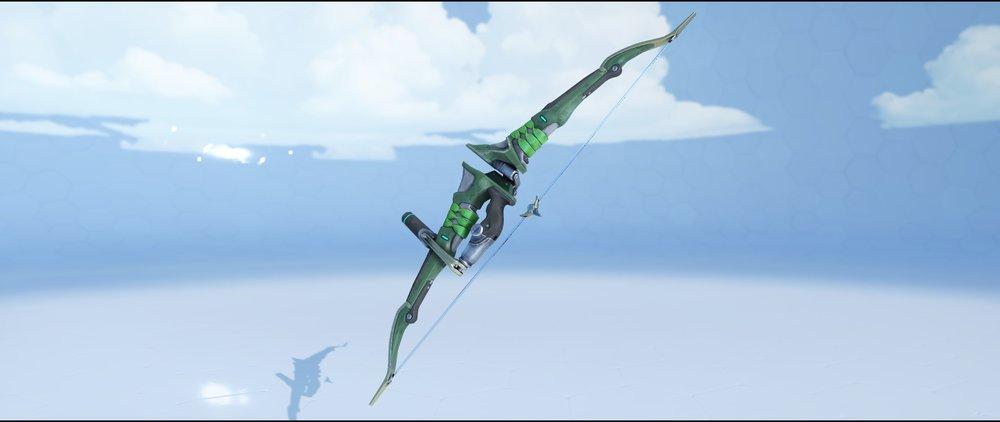 Midori bow rare skin Hanzo Overwatch.jpg