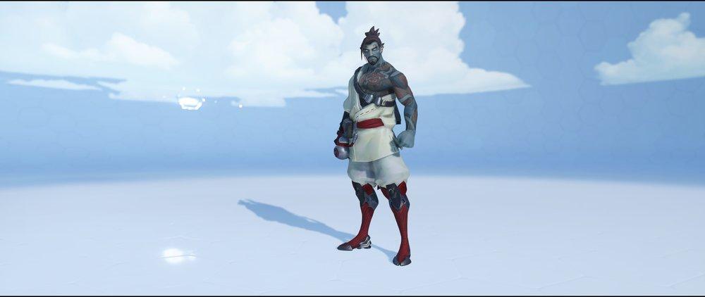 Demon front epic Halloween skin Hanzo Overwatch.jpg