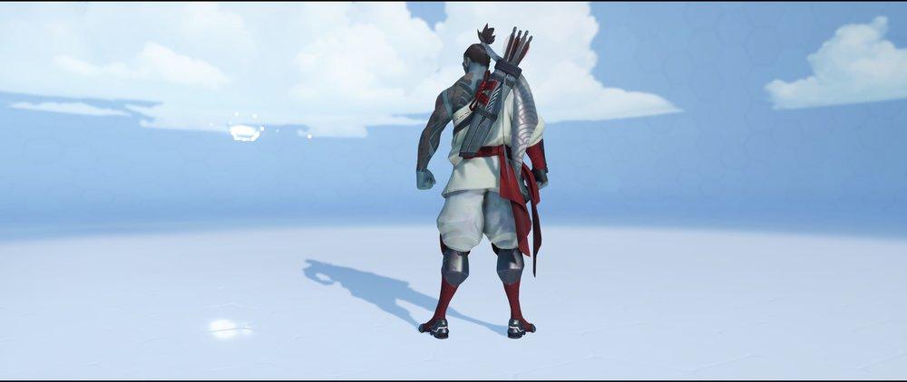 Demon back epic Halloween skin Hanzo Overwatch.jpg