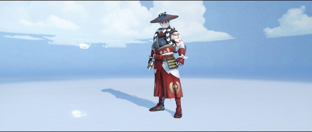 Kabuki front legendary skin Hanzo Overwatch.jpg