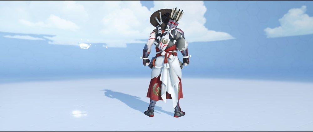 Kabuki back legendary skin Hanzo Overwatch.jpg