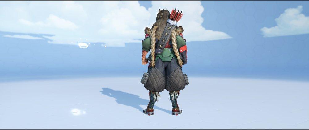 Lone Wolf back legendary skin Hanzo Overwatch.jpg