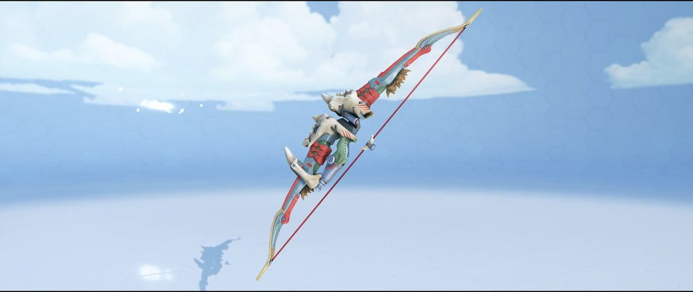 Lone Wolf bow legendary skin Hanzo Overwatch.jpg