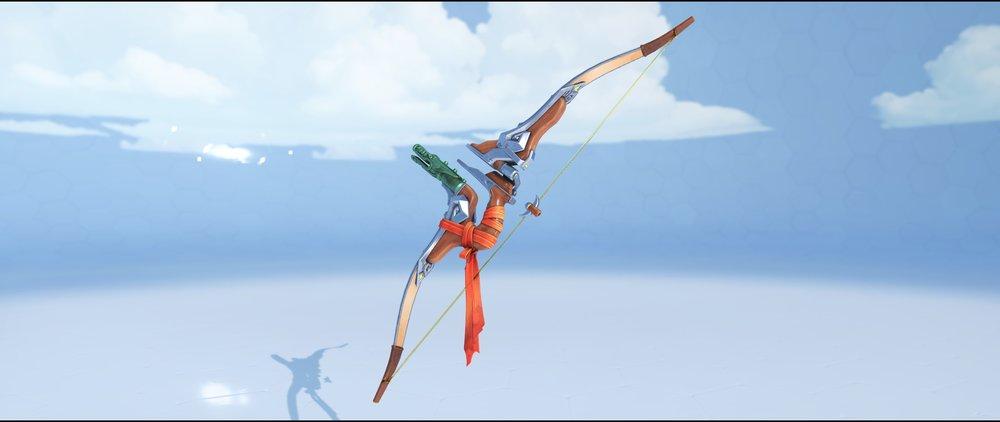 Young Hanzo bow legendary skin Hanzo Overwatch.jpg