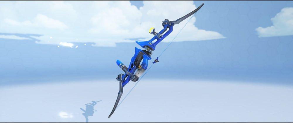 Casual bow legendary Winter Wonderland skin Hanzo Overwatch.jpg