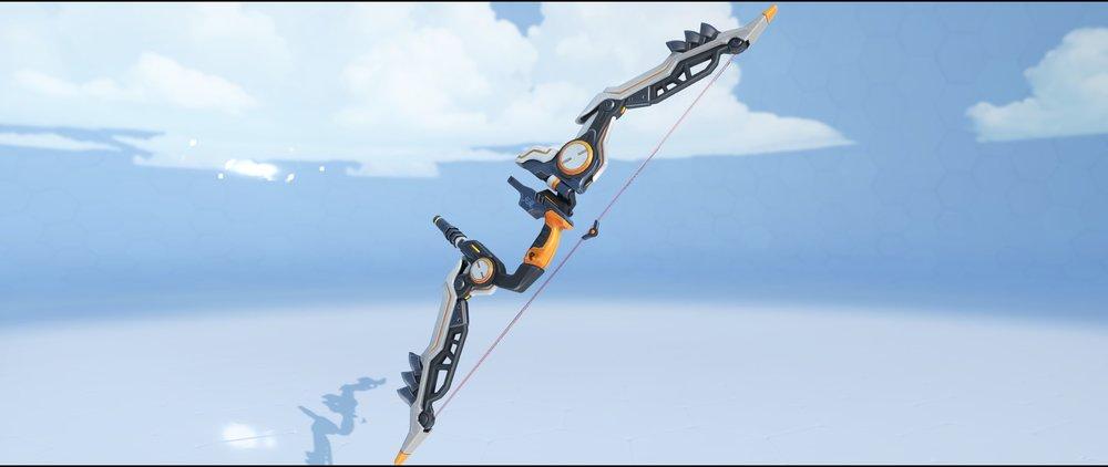 Cyberninja bow legendary Anniversary skin Hanzo Overwatch.jpg