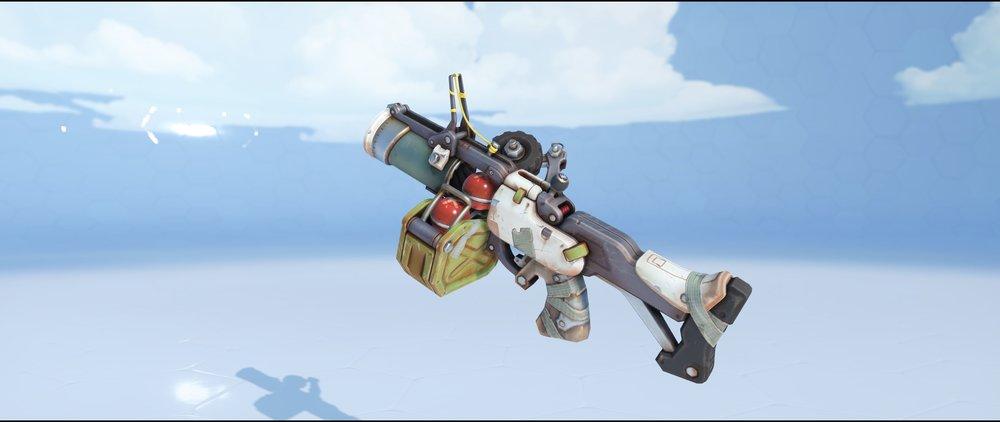 Bleached grenade launcher rare skin Junkrat Overwatch.jpg
