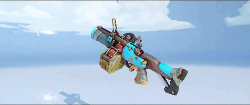 Drowned grenade launcher rare skin Junkrat Overwatch.jpg
