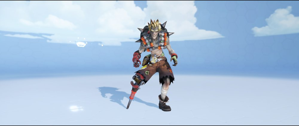 Rusted front rare skin Junkrat Overwatch.jpg