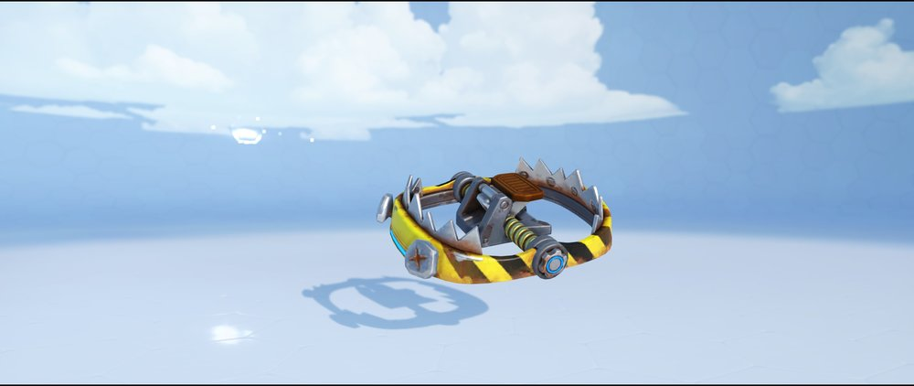 Caution trap epic skin Junkrat Overwatch.jpg