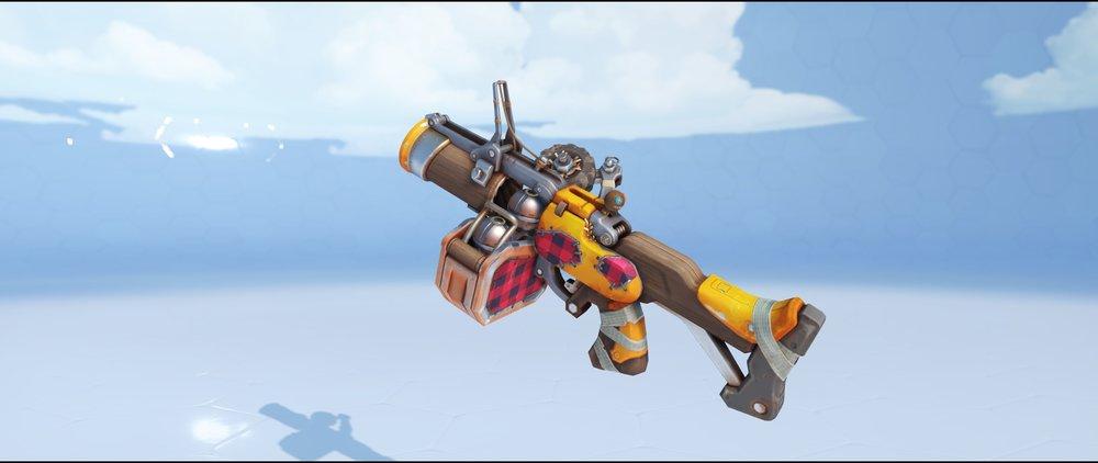 Hayseed grenade launcher legendary skin Junkrat Overwatch.jpg