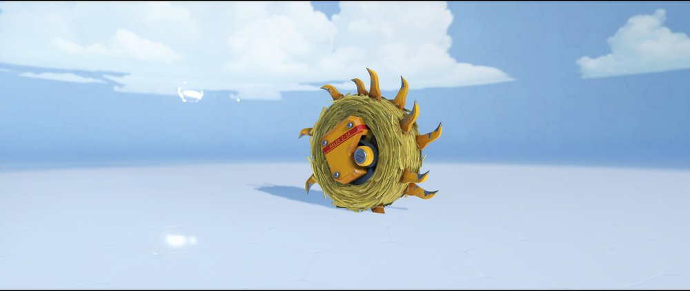 Hayseed tire legendary skin Junkrat Overwatch.jpg