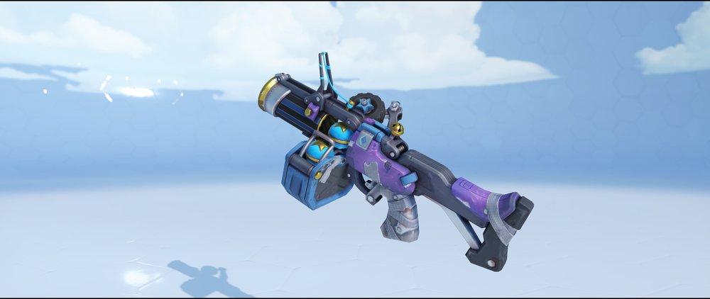 Jester grenade launcher legendary skin Junkrat Overwatch.jpg