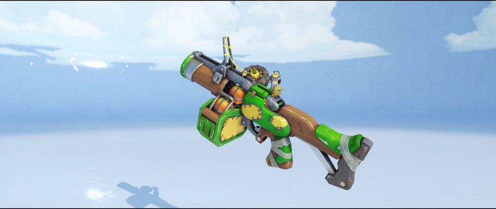 Scarecrow grenade launcher legendary skin Junkrat Overwatch.jpg