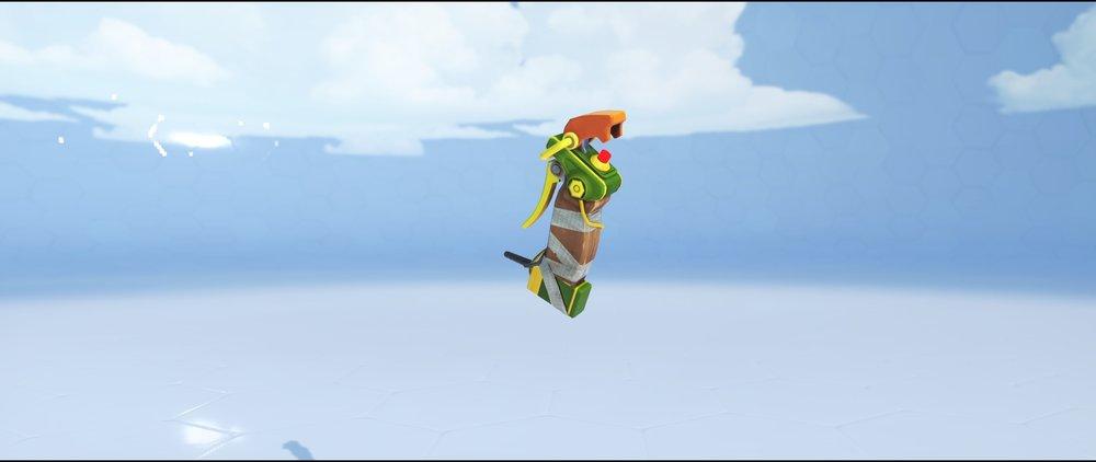 Scarecrow detonator legendary skin Junkrat Overwatch.jpg