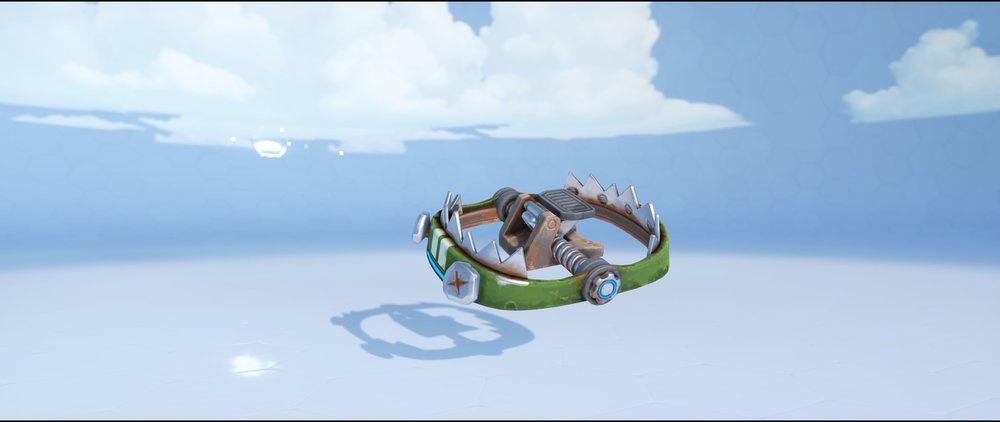 Cricket trap legendary Summer Games skin Junkrat Overwatch.jpg