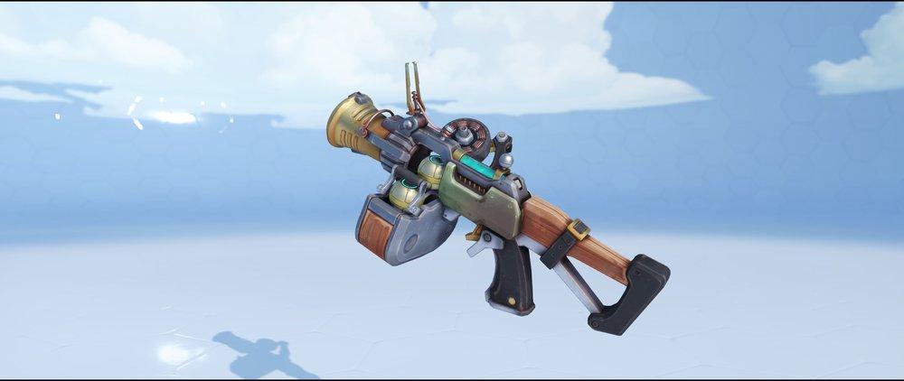 Dr Junkenstein grenade launcher legendary Halloween skin Junkrat Overwatch.jpg