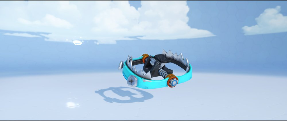 Beachrat trap legendary Winter Wonderland skin Junkrat Overwatch.jpg