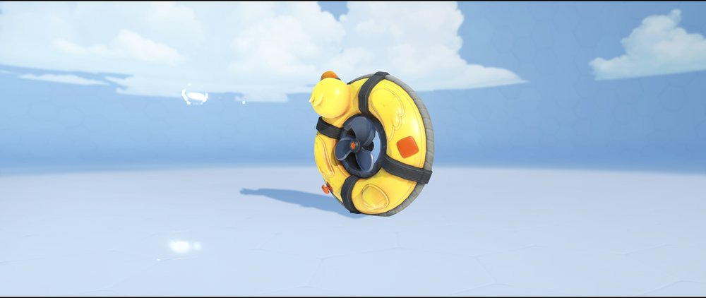 Beachrat tire legendary Winter Wonderland skin Junkrat Overwatch.jpg