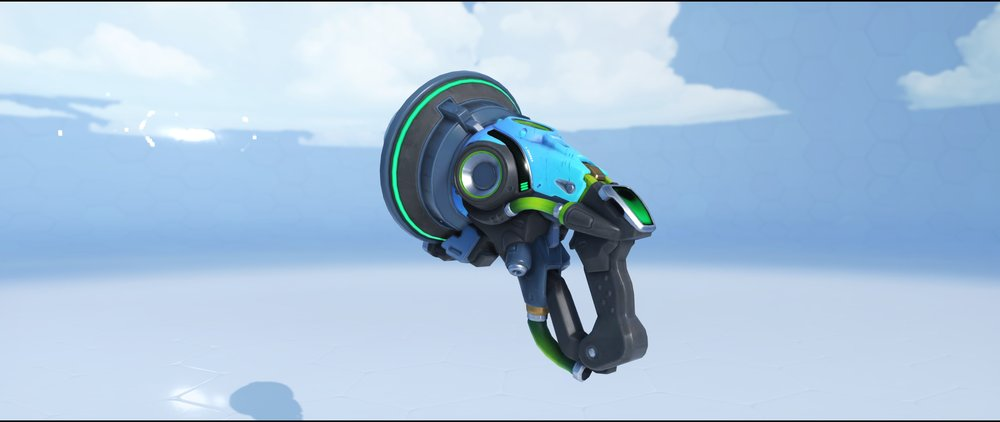 Azul gun front rare skin Lucio Overwatch.jpg