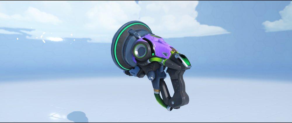 Roxo gun front rare skin Lucio Overwatch.jpg