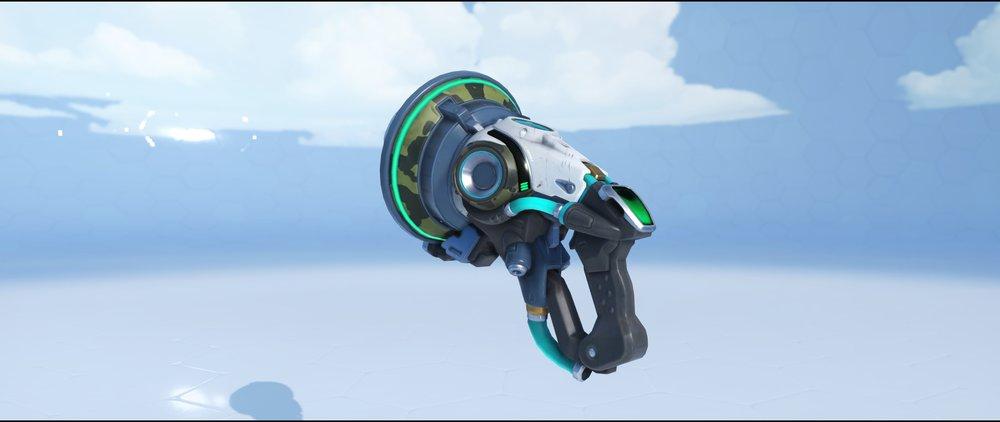 Auditiva gun front epic skin Lucio Overwatch.jpg