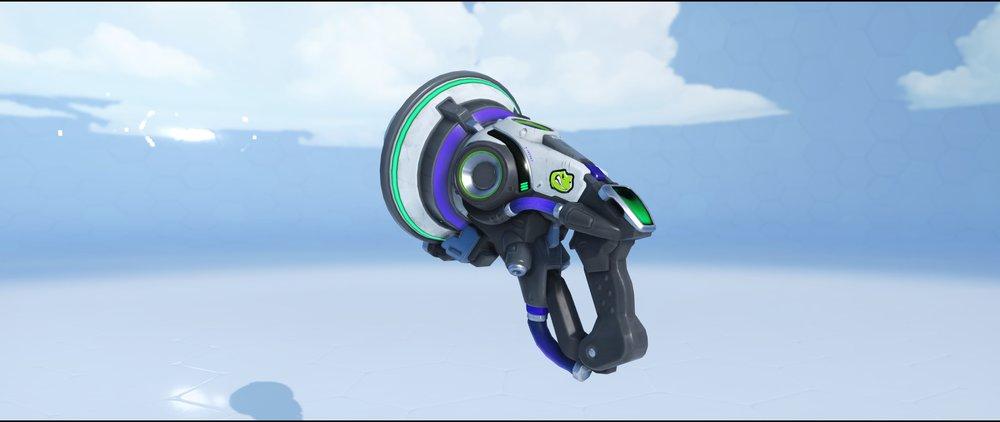 Breakaway gun front legendary skin Lucio Overwatch.jpg